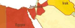 Onrust in de Arabische wereld